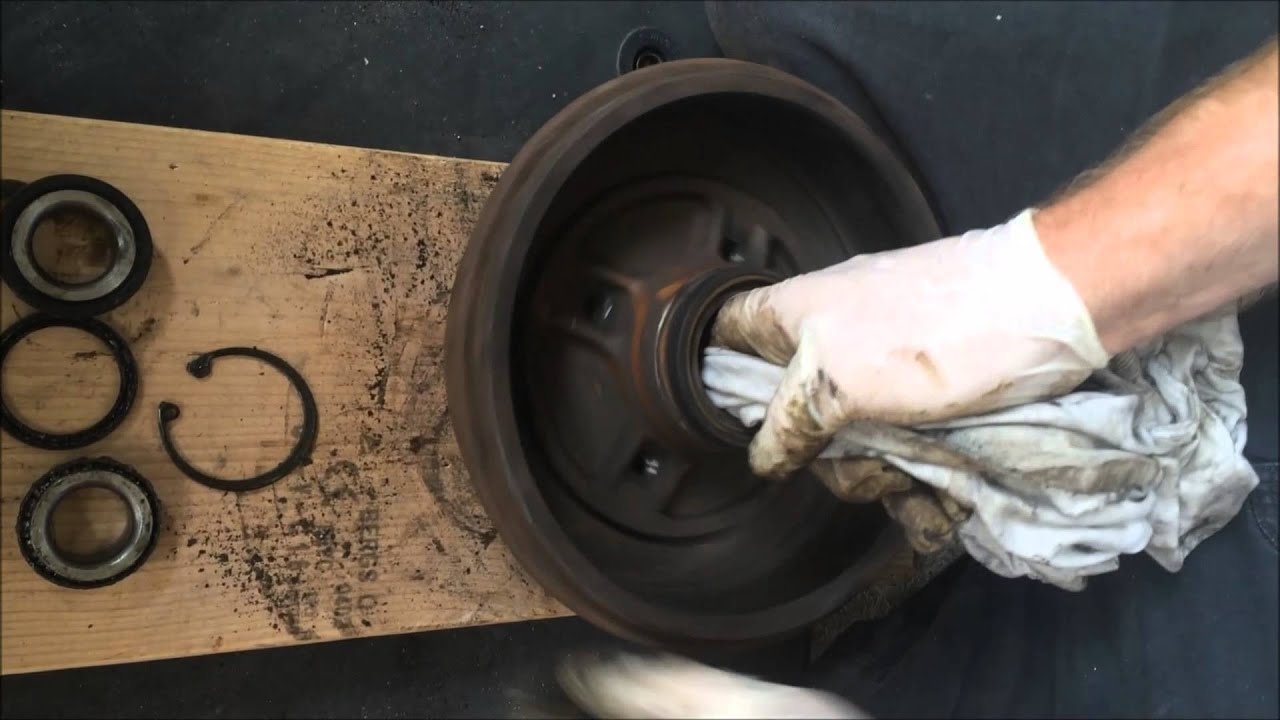 Renault Clio Rear Wheel Bearing Removal And Refit Easy You