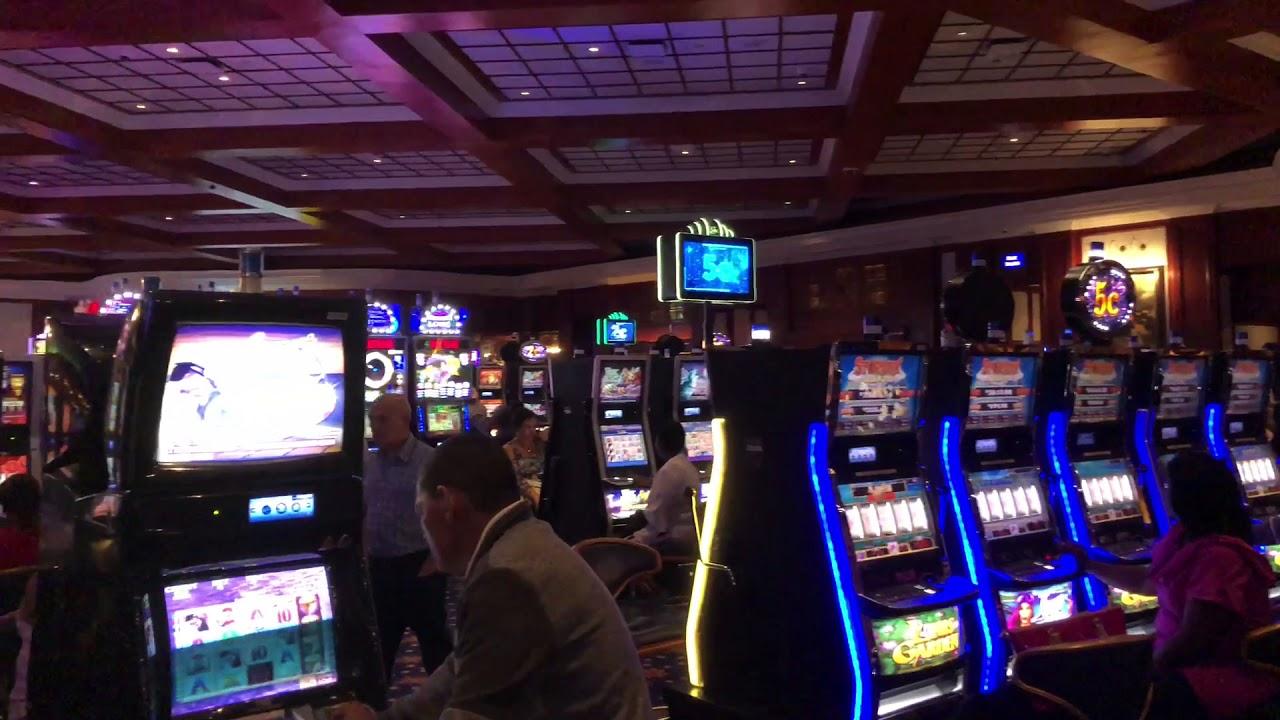 Pumping Oxygen In Casinos