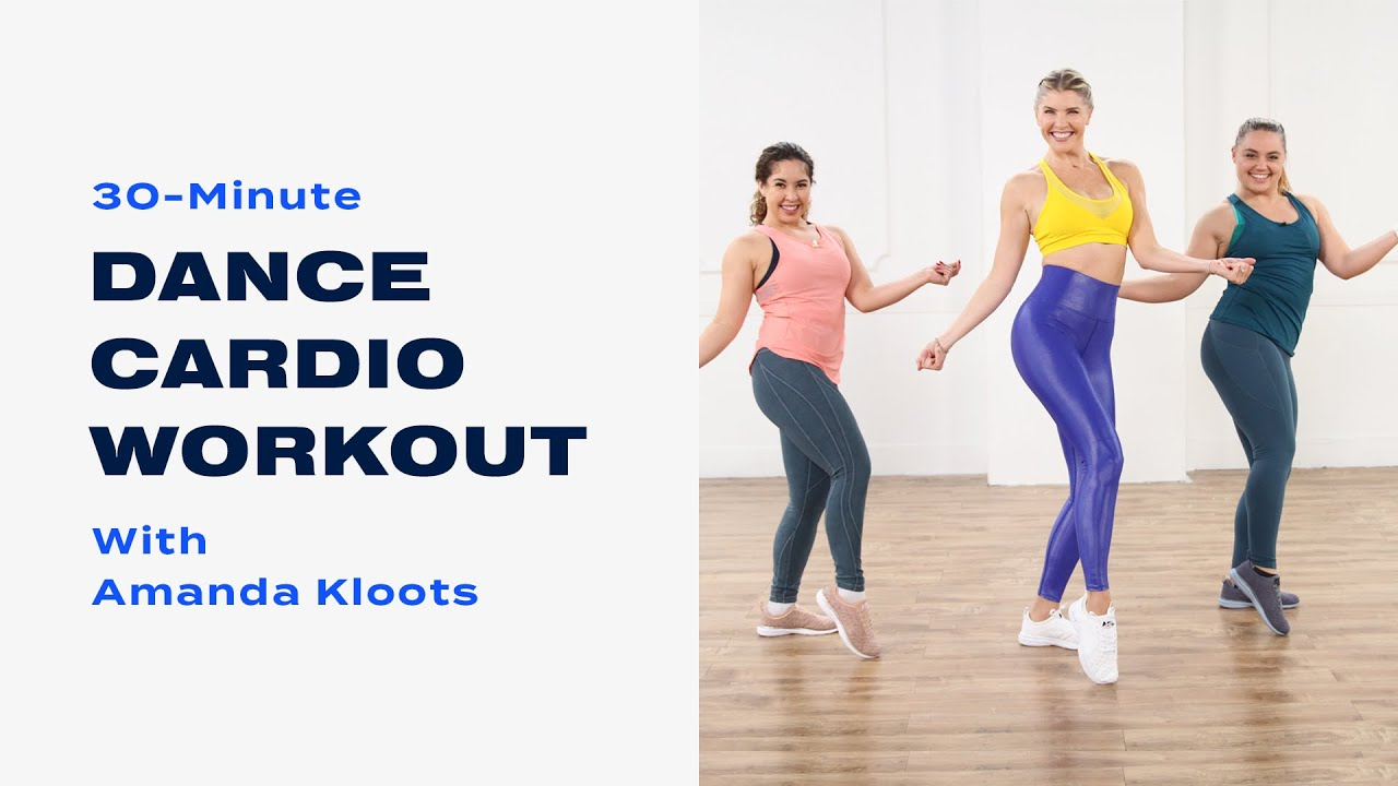 30-Minute Dance Cardio Workout With Amanda Kloots