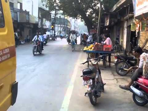 Power House Road, Sriganganagar open site video