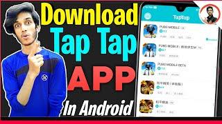 Gambar cover Tap Tap APP Download Link || tap tap app kaise download kare || tap tap app download link