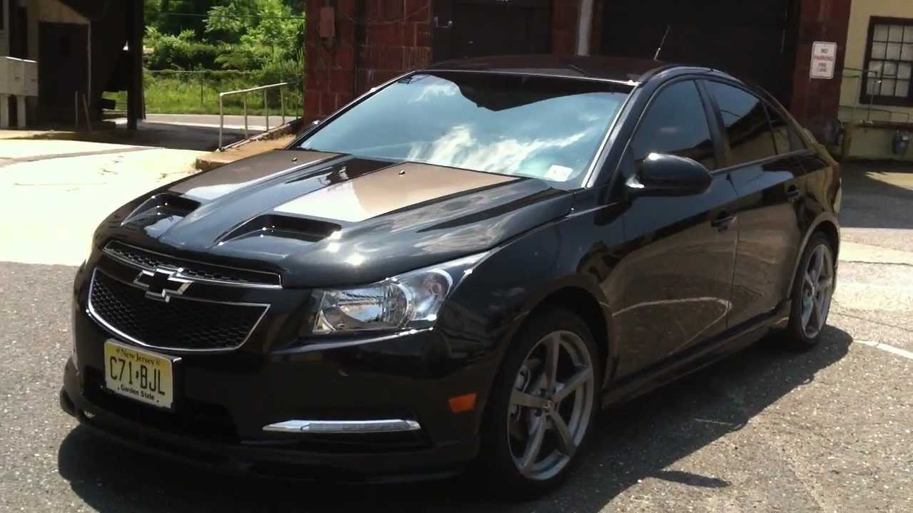 Cruze 2011 chevy cruze silver : Hooked Up Chevrolet Cruze - YouTube