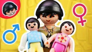 KARLCHEN KNACK #89 - Mädchen oder Junge -  Playmobil Polizei Film
