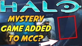 Mystery Game Added to MCC? Huge Halo MCC Update News!  Halo MCC Development Update 4