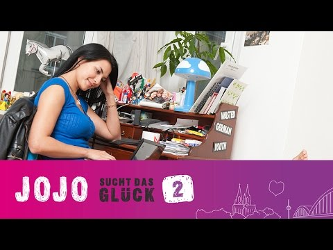 deutsch lernen b1 b2 jojo sucht das gl ck staffel 2 folge 1 youtube. Black Bedroom Furniture Sets. Home Design Ideas