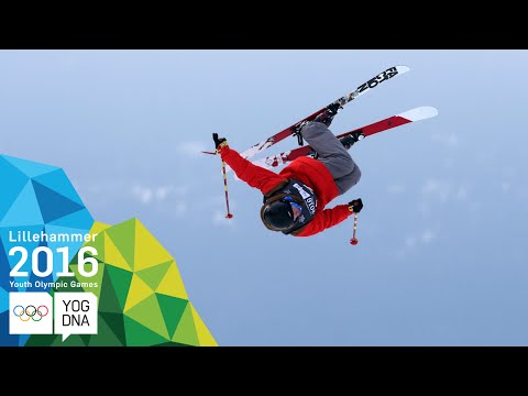 Ski Slopestyle - Birk Ruud (NOR) wins Men's gold   Lillehammer 2016 Youth Olympic Games