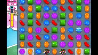 Candy Crush Saga Level 276 - 14 moves left (672,680 points)