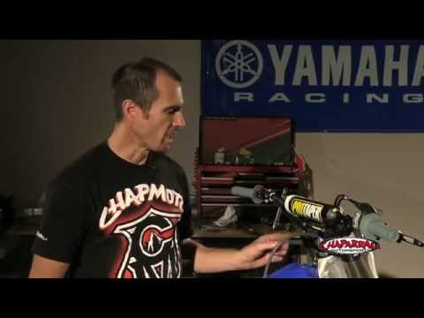 ChapMoto.com Pro Works Episode 8: Triple Clamp Replacement On A YZ450F