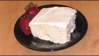 Pastel De Tres Leches Cake