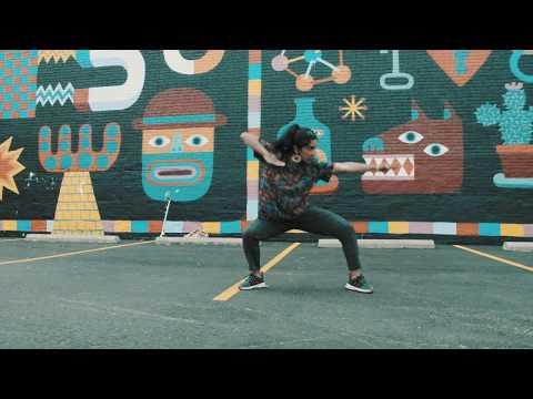 MIA - Double Bubble Trouble/Bollywood Fusion Choreography by Chitra Subramanian/@chitramove