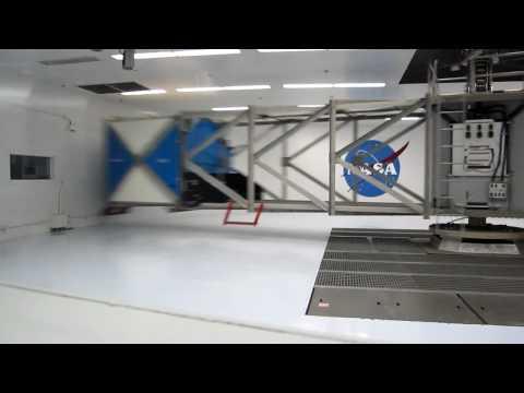 20g Centrifuge at NASA Ames