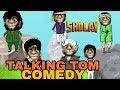 Sholay full movie talking tom version , sholay comedy by talking tom hindi | make joke of