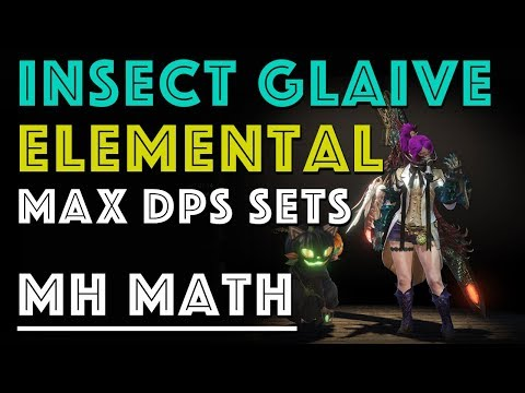 Mathematically Best Elemental Insect Glaive Builds (MHW) thumbnail