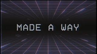 Made A Way | Official Lyric Video | Rock City Worship