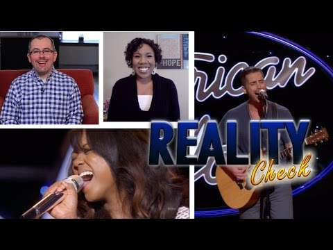 American Idol 2015 Week 6 - Hollywood, Part 2 - Reality Check