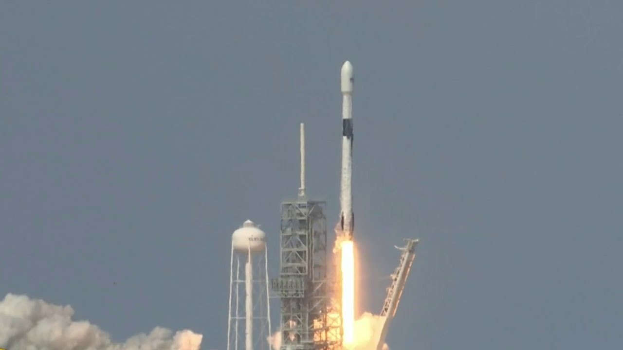 spacex may be launching next - 1280×720