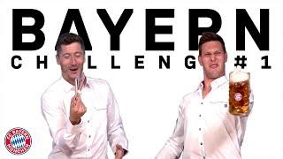Lewandowski vs. Süle | FC Bayern Oktoberfest Challenge