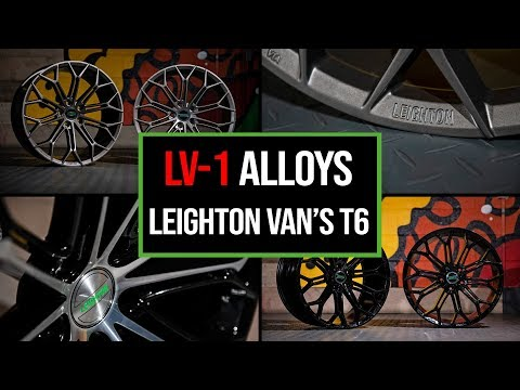 THE NEW KING IN TOWN - LEIGHTON VANS LAUNCHES LV-1 PREMIUM ALLOY WHEEL