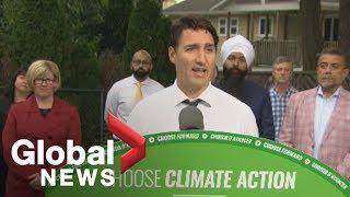 Kanada Seçim: Trudeau kadar $40K sonradan evler için faizsiz kredi takdim edeceğini söylüyor