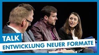 Baixar Talk | Die Entwicklung neuer Formate | Medienforum 2015