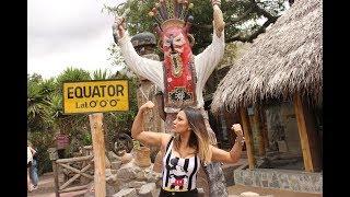 Enchufe Tv / Trip Ecuador / Mi Primer Viaje como Youtuber / Paseo / Vlog 2