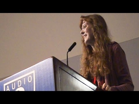 Audio Engineering Society Convention: Winifred Phillips, game music composer