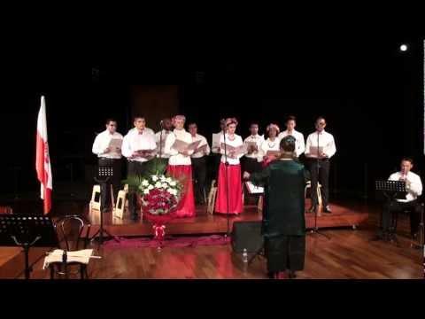 Cześć Polskiej Ziemi, Cześć! by The Polish Singers