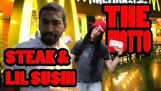 Drake - The Motto (Explicit) ft. LIL WAYNE, Tyga (Parody by Partridge Pictures) Lil Sushi and Steak