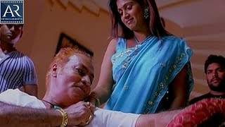 Nagaram Telugu Movie Scenes | Aunty with Pradeep Rawat | AR Entertainments