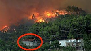 When Wildfires Strike
