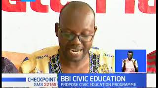Lobbyists call for civic education on BBI