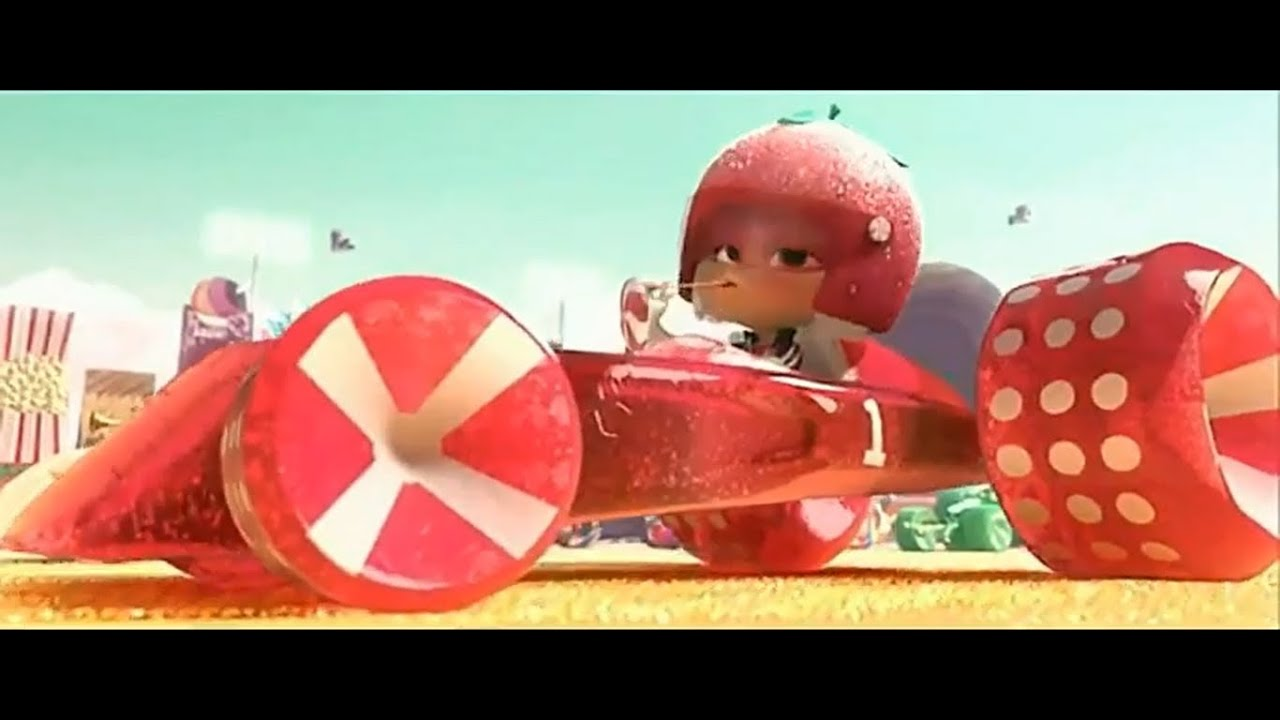 SUGAR RUSH: TIME ATTACK RACE, Taffyta Muttonfudge - YouTube
