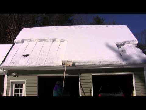 Roof Snow Removal Tool Doovi