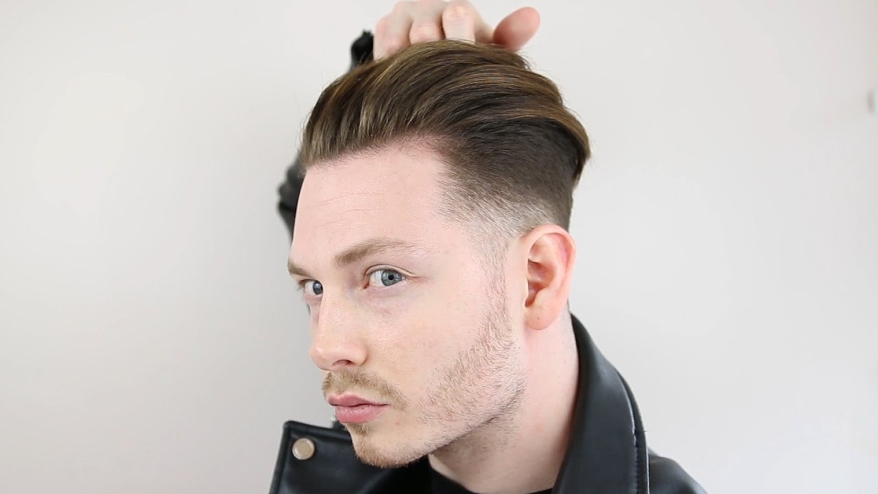 How To Create The Dapper Slick Back With Jake Daniels Newstylesnowplaying