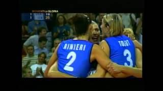 pallavolo femminile italia campione del mondo 2002