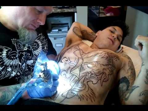 ascending koi tattoo apparel tattooing youtube