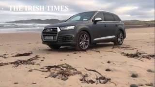 Our Test Drive: the Audi SQ7 2017