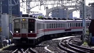 東武6050区間急行・快速ラストラン浅草スカイツリー20170420マイ ムービー
