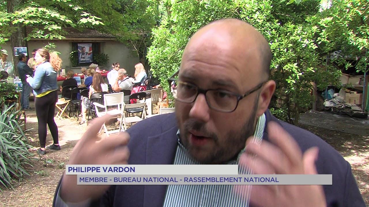 Yvelines : barbecue d'été pour le Rassemblement National