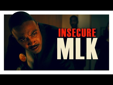 Insecure Martin Luther King Jr.