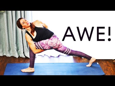 Total Body Yoga Workout (Awe so good!) – 30 Minute Full Vinyasa Class