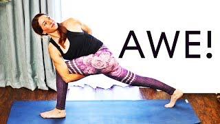 Total Body Yoga Workout (Awe so good!) - 30 Minute Full Vinyasa Class thumbnail