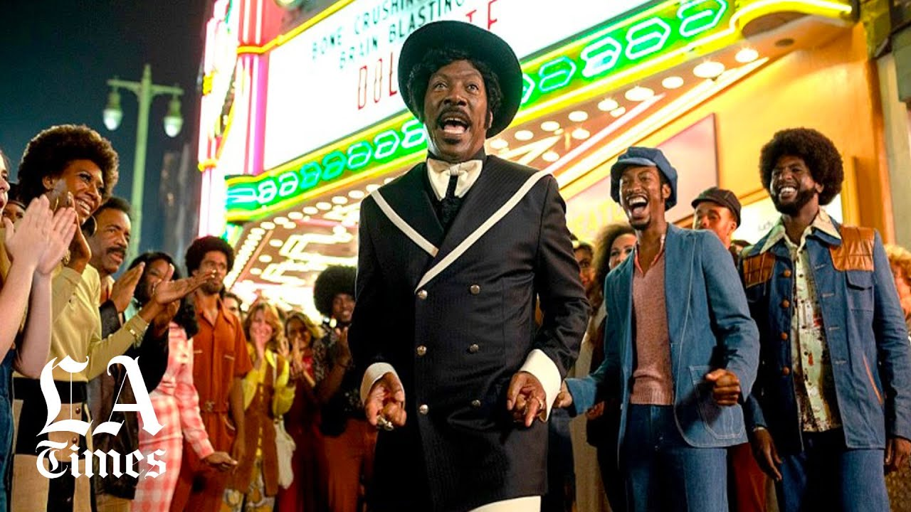 Dolemite Is My Name' Interview with Eddie Murphy and cast members - YouTube