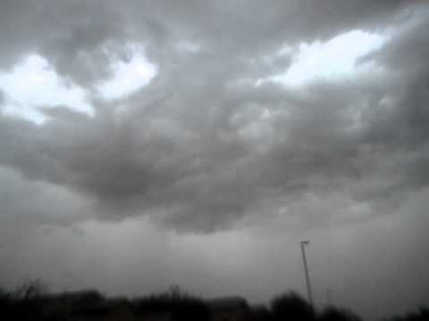 Summer Monsoon July 14th 2012 part 4