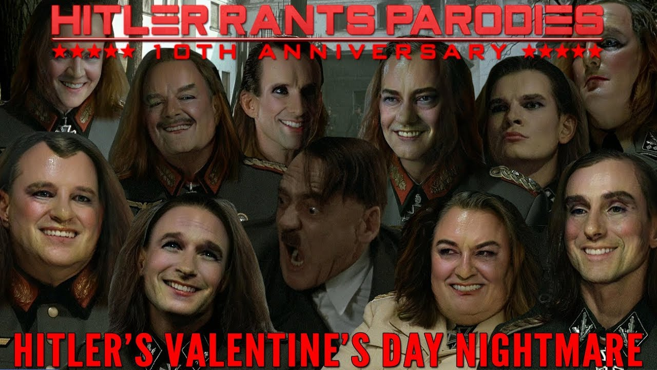Hitler's Valentine's Day Nightmare