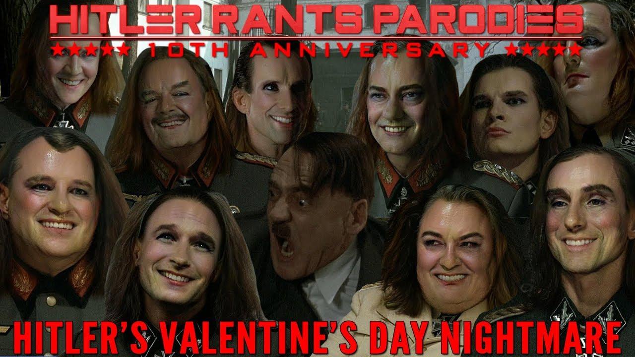 Hitler's Valentine's Day Nightmare