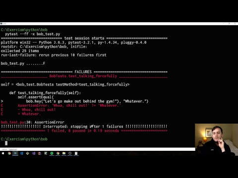 Hackathon Livestream: Python Coding Problems
