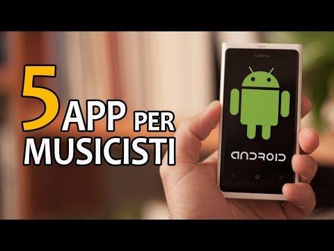 5 App per i Musicisti (Android)