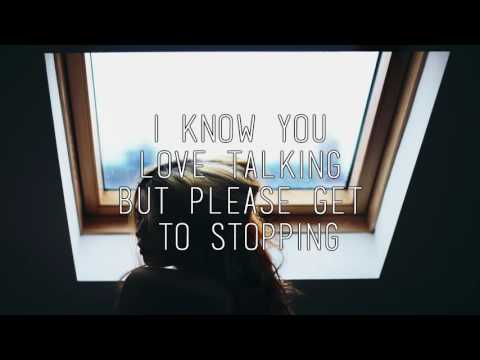 Goody Grace ft. Gnash  - 2 Shots Lyrics Video HD