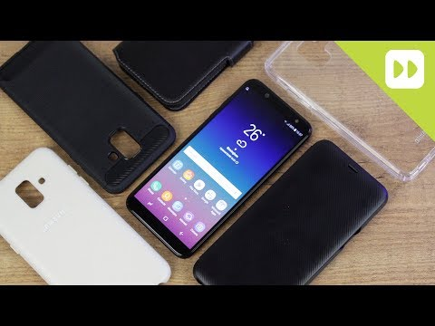 5ec7cdc03023 Top 5 Samsung Galaxy A6 2018 Cases & Covers - YouTube